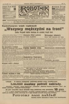 Robotnik : centralny organ P.P.S. R.41 [i.e.42], nr 336 (31 października 1936) = nr 6820