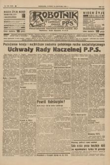 Robotnik : centralny organ P.P.S. R.41 [i.e.42], nr 346 (10 listopada 1936) = nr 6830