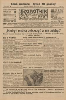 Robotnik : centralny organ P.P.S. R.41 [i.e.42], nr 348 (12 listopada 1936) = nr 6832
