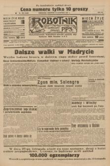 Robotnik : centralny organ P.P.S. R.41 [i.e.42], nr 356 (19 listopada 1936) = nr 6840 (po konfiskacie nakład drugi)