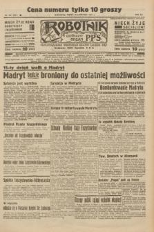 Robotnik : centralny organ P.P.S. R.41 [i.e.42], nr 357 (20 listopada 1936) = nr 6841