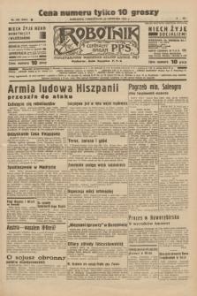 Robotnik : centralny organ P.P.S. R.41 [i.e.42], nr 360 (23 listopada 1936) = nr 6844