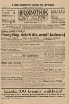 Robotnik : centralny organ P.P.S. R.41 [i.e.42], nr 363 (26 listopada 1936) = nr 6847