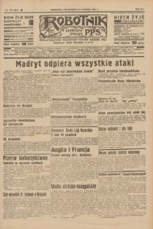 Robotnik : centralny organ P.P.S. R.41 [i.e.42], nr 367 (30 listopada 1936) = nr 6851