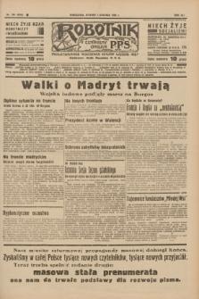 Robotnik : centralny organ P.P.S. R.41 [i.e.42], nr 368 (1 grudnia 1936) = nr 6852
