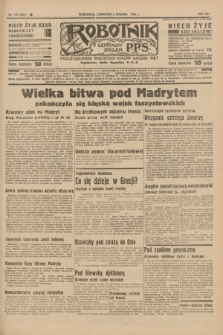 Robotnik : centralny organ P.P.S. R.41 [i.e.42], nr 370 (3 grudnia 1936) = nr 6854