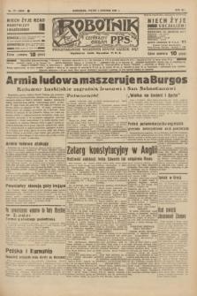 Robotnik : centralny organ P.P.S. R.41 [i.e.42], nr 371 (4 grudnia 1936) = nr 6855