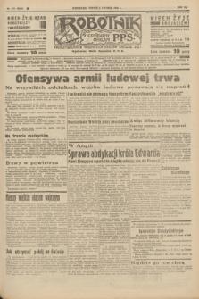 Robotnik : centralny organ P.P.S. R.41 [i.e.42], nr 372 (5 grudnia 1936) = nr 6856