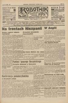 Robotnik : centralny organ P.P.S. R.41 [i.e.42], nr 374 (7 grudnia 1936) = nr 6858
