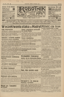 Robotnik : centralny organ P.P.S. R.41 [i.e.42], nr 376 (9 grudnia 1936) = nr 6860