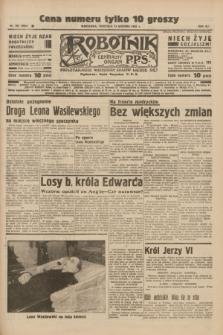 Robotnik : centralny organ P.P.S. R.41 [i.e.42], nr 380 (13 grudnia 1936) = nr 6864