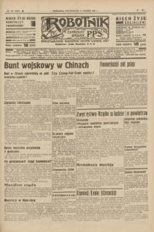 Robotnik : centralny organ P.P.S. R.41 [i.e.42], nr 381 (14 grudnia 1936) = nr 6865