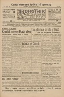 Robotnik : centralny organ P.P.S. R.41 [i.e.42], nr 386 (18 grudnia 1936) = nr 6870