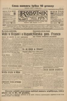 Robotnik : centralny organ P.P.S. R.41 [i.e.42], nr 388 (19 grudnia 1936) = nr 6872