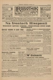 Robotnik : centralny organ P.P.S. R.41 [i.e.42], nr 394 (28 grudnia 1936) = nr 6878
