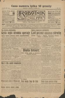 Robotnik : centralny organ P.P.S. R.41 [i.e.42], nr 397 (31 grudnia 1936) = nr 6881