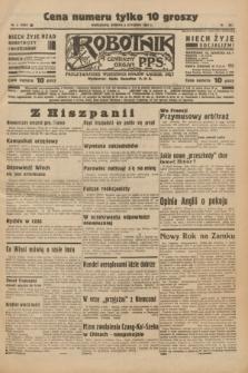 Robotnik : centralny organ P.P.S. R.41 [i.e.43], nr 2 (2 stycznia 1937) = nr 6883