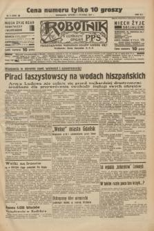 Robotnik : centralny organ P.P.S. R.41 [i.e.43], nr 5 (5 stycznia 1937) = nr 6886