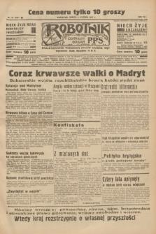 Robotnik : centralny organ P.P.S. R.41 [i.e.43], nr 10 (9 stycznia 1937) = nr 6891