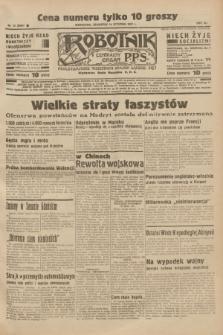 Robotnik : centralny organ P.P.S. R.41 [i.e.43], nr 15 (14 stycznia 1937) = nr 6895