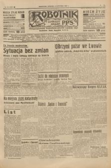 Robotnik : centralny organ P.P.S. R.41 [i.e.43], nr 18 (17 stycznia 1937) = nr 6899
