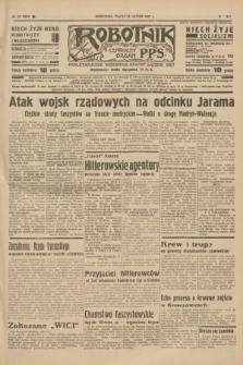 Robotnik : centralny organ P.P.S. R.41 [i.e.43], nr 53 (19 lutego 1937) = nr 6934