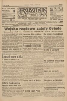 Robotnik : centralny organ P.P.S. R.41 [i.e.43], nr 57 (23 lutego 1937) = nr 6938