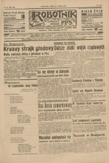 Robotnik : centralny organ P.P.S. R.41 [i.e.43], nr 61 (26 lutego 1937) = nr 6942