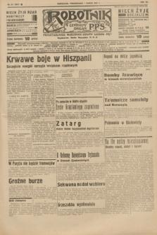 Robotnik : centralny organ P.P.S. R.41 [i.e.43], nr 64 (1 marca 1937) = nr 6945
