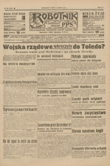 Robotnik : centralny organ P.P.S. R.41 [i.e.43], nr 68 (5 marca 1937) = nr 6949
