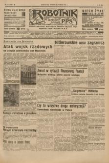 Robotnik : centralny organ P.P.S. R.41 [i.e.43], nr 79 (16 marca 1937) = nr 6960