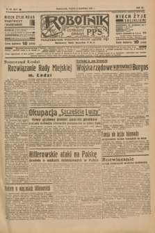 Robotnik : centralny organ P.P.S. R.41 [i.e.43], nr 96 (2 kwietnia 1937) = nr 6977