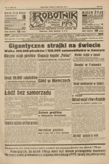 Robotnik : centralny organ P.P.S. R.41 [i.e.43], nr 97 (3 kwietnia 1937) = nr 6978