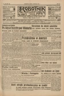 Robotnik : centralny organ P.P.S. R.41 [i.e.43], nr 103 (9 kwietnia 1937) = nr 6984