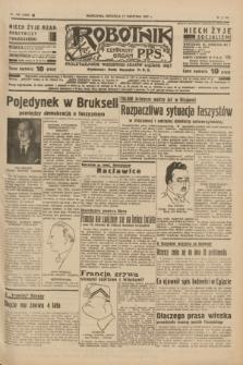 Robotnik : centralny organ P.P.S. R.41 [i.e.43], nr 105 (11 kwietnia 1937) = nr 6986
