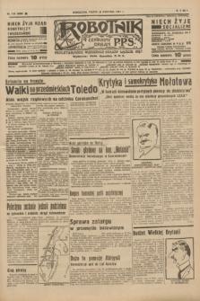 Robotnik : centralny organ P.P.S. R.41 [i.e.43], nr 118 (23 kwietnia 1937) = nr 6999