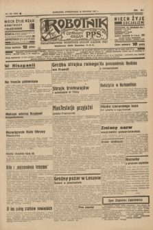 Robotnik : centralny organ P.P.S. R.41 [i.e.43], nr 122 (26 kwietnia 1937) = nr 7003