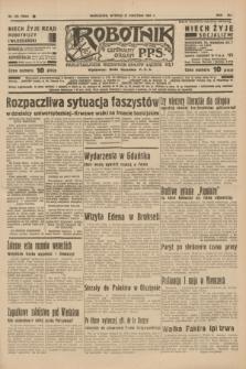 Robotnik : centralny organ P.P.S. R.41 [i.e.43], nr 123 (27 kwietnia 1937) = nr 7004