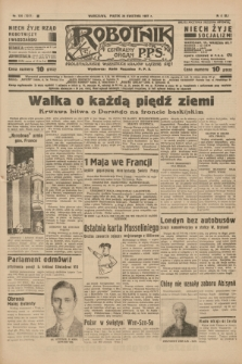 Robotnik : centralny organ P.P.S. R.41 [i.e.43], nr 126 (30 kwietnia 1937) = nr 7007