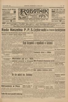 Robotnik : centralny organ P.P.S. R.41 [i.e.43], nr 137 (10 maja 1937) = nr 7019