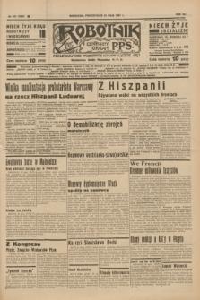 Robotnik : centralny organ P.P.S. R.41 [i.e.43], nr 151 (24 maja 1937) = nr 7033