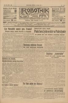 Robotnik : centralny organ P.P.S. R.41 [i.e.43], nr 152 (25 maja 1937) = nr 7034