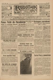Robotnik : centralny organ P.P.S. R.41 [i.e.43], nr 154 (27 maja 1937) = nr 7036