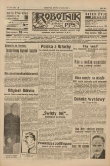 Robotnik : centralny organ P.P.S. R.41 [i.e.43], nr 156 (29 maja 1937) = nr 7038