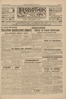 Robotnik : centralny organ P.P.S. R.41 [i.e.43], nr 161 (2 czerwca 1937) = nr 7043