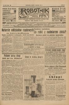 Robotnik : centralny organ P.P.S. R.41 [i.e.43], nr 163 (4 czerwca 1937) = nr 7045