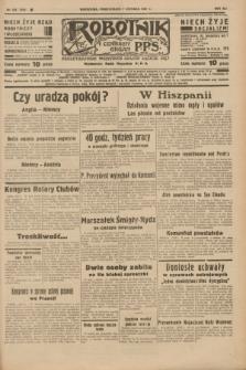 Robotnik : centralny organ P.P.S. R.41 [i.e.43], nr 166 (7 czerwca 1937) = nr 7048