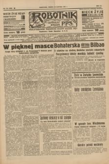 Robotnik : centralny organ P.P.S. R.41 [i.e.43], nr 178 (19 czerwca 1937) = nr 7060