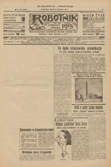 Robotnik : centralny organ P.P.S. R.41 [i.e.43], nr 183 (23 czerwca 1937) = nr 7065 (po konfiskacie nakład drugi)