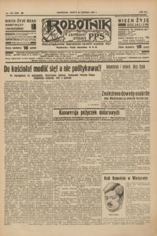 Robotnik : centralny organ P.P.S. R.41 [i.e.43], nr 186 (26 czerwca 1937) = nr 7068